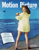 Susan Hayward - MotionPictureMagazineCover1930's Photo