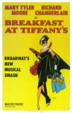 Breakfast at Tiffanys - Broadway Poster , 1966 Masterprint