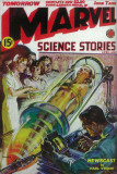 Marvel Science Stories - Pulp Poster, 1939 Masterprint