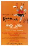Kwamina - Broadway Poster , 1961 Masterprint