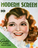 Janet Gaynor - ModernScreenMagazineCover1940's Masterprint