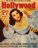 Hedy Lamarr - HollywoodMagazineCover1940's Photo