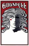 Godspell - Broadway Poster Masterprint