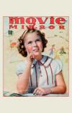 Temple, Shirley - Movie Mirror Magazine Cover 1930's Masterprint