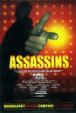 Assassins - Broadway Poster , 2004 Masterprint