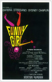 Funny Girl - Broadway Poster , 1964 Masterprint