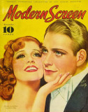 MacDonald, Jeanette - ModernScreenMagazineCover1940&#39;s Masterprint