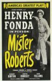 Mister Roberts - Broadway Poster , 1948 Masterprint