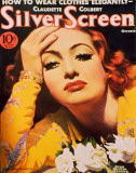 Joan Crawford - Silver Screen Magazine Cover 1940's Masterprint