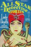 All Star Detective Stories - Pulp Poster, 1930 Masterprint