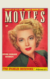 Lana Turner - Movie Magazine Cover 1930's Masterprint