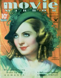 Norma Shearer - Movie Mirror Magazine Cover 1930's Masterprint