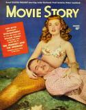 Ann Blyth - MovieStoryMagazineCover1940's Masterprint