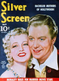 MacDonald, Jeanette - Silver Screen Magazine Cover 1930&#39;s Masterprint