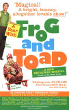 A Year With Frog and Toad - Broadway Poster Masterprint