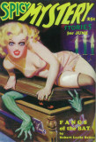 Spicy Mystery Stories - Pulp Poster, 1936 Masterprint