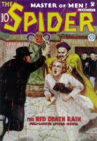 Spider, The - Pulp Poster, 1934 Masterprint