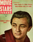 Robert Mitchum - Movie Stars Parade Magazine Cover 1940&#39;s Masterprint