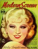 Mae West - ModernScreenMagazineCover1940's Masterprint