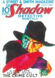 Shadow, The - Pulp Poster, 1932 Masterprint