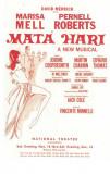 Mata Hari - Broadway Poster , 1942 Masterprint