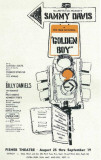 Golden Boy - Broadway Poster , 1964 Masterprint