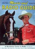 Gene Autry - Movie Mirror Magazine Cover 1940's Masterprint