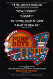 Pump Boys and Dinettes - Broadway Poster , 1982 Masterprint