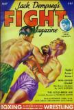Jack Dempsey's Fight Magazine - Pulp Poster, 1934 Masterprint