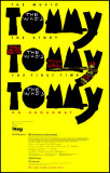 Tommy - Broadway Poster , 1993 Masterprint