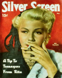 Rita Hayworth - SilverScreenMagazineCover1940's Masterprint