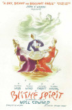 Blithe Spirit - Broadway Poster , 1943 Masterprint