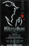 Beauty and The Beast - Broadway Poster , 1994 - Masterprint