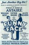 Funny Face - Broadway Poster , 1927 Masterprint