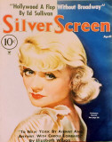 Constance Bennett - Silver Screen Magazine Cover 1940's Masterprint