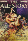 All-Story, The - Pulp Poster, 1912 Masterprint
