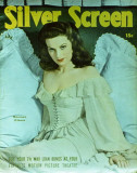 Maureen O&#39;Hara - SilverScreenMagazineCover1940&#39;s Masterprint
