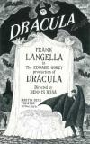Dracula - Broadway Poster , 1977 Masterprint