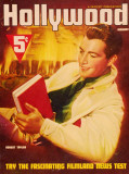 Robert Taylor - Hollywood Magazine Cover 1930's Masterprint