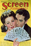 Young, Loretta - Screen Romances Magazine Cover 1930's Masterprint