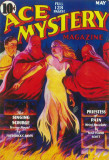 ACE Mystery Magazine - Pulp Poster, 1936 Masterprint