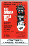 Little Me - Broadway Poster , 1962 Masterprint