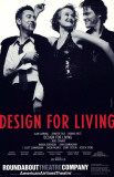 Design For Living (stage play) - Broadway Poster , 2001 Masterprint