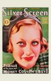 Joan Crawford - Modern Screen Magazine Cover 1930's Masterprint