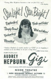 Gigi - Broadway Poster , 1951 Photo
