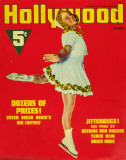 Sonja Henie - HollywoodMagazineCover1940&#39;s Masterprint