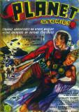 Planet Stories - Pulp Poster, 1947 Masterprint