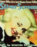 Bette Davis - SilverScreenMagazineCover1940's Masterprint
