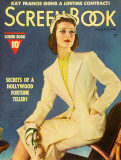 Young, Loretta - Screen Book Magazine Cover 1930's Masterprint