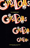 Guys and Dolls - Broadway Poster Masterprint